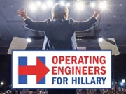 Operating Engineers for Hillary