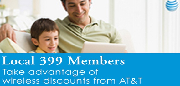 AT&T Union Member Discounts
