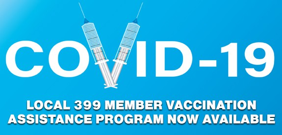 COVID VACCINCATION ASSISTANCE PROGRAM