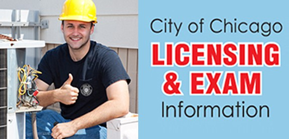 CITY OF CHICAGO LICENSING & EXAM
