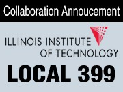 399 / IIT Collaboration Announcement