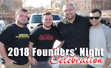 2018 Founders' Night