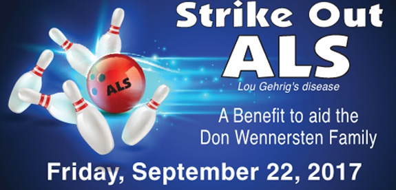 Strike Out ALS Event