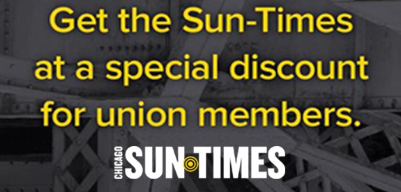 Chicago Sun-Times Member Discount