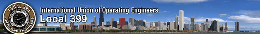 International Union of Operating Engineers: Local 399